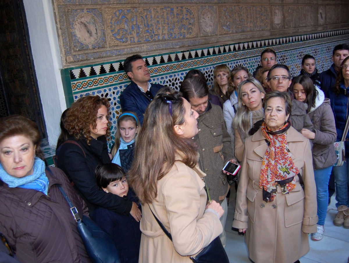 Mercedes Sevilla Walking Tours