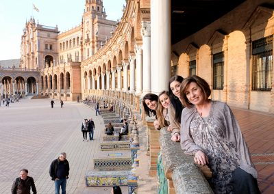 Professional Photo Book Sevilla Walking Tours