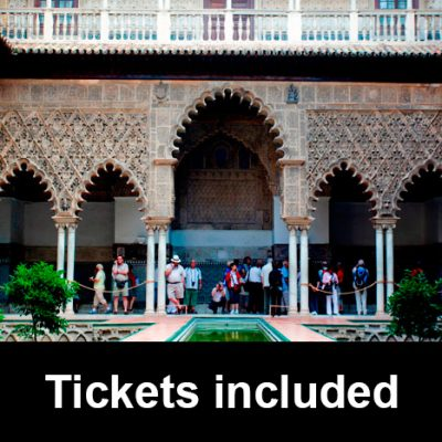 Alcazar Tour with tickets